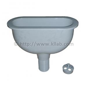 Oval Drip Cups (Grey)