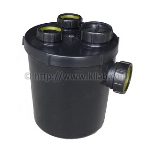 Dilution Recovery Traps (4.5 Litres)